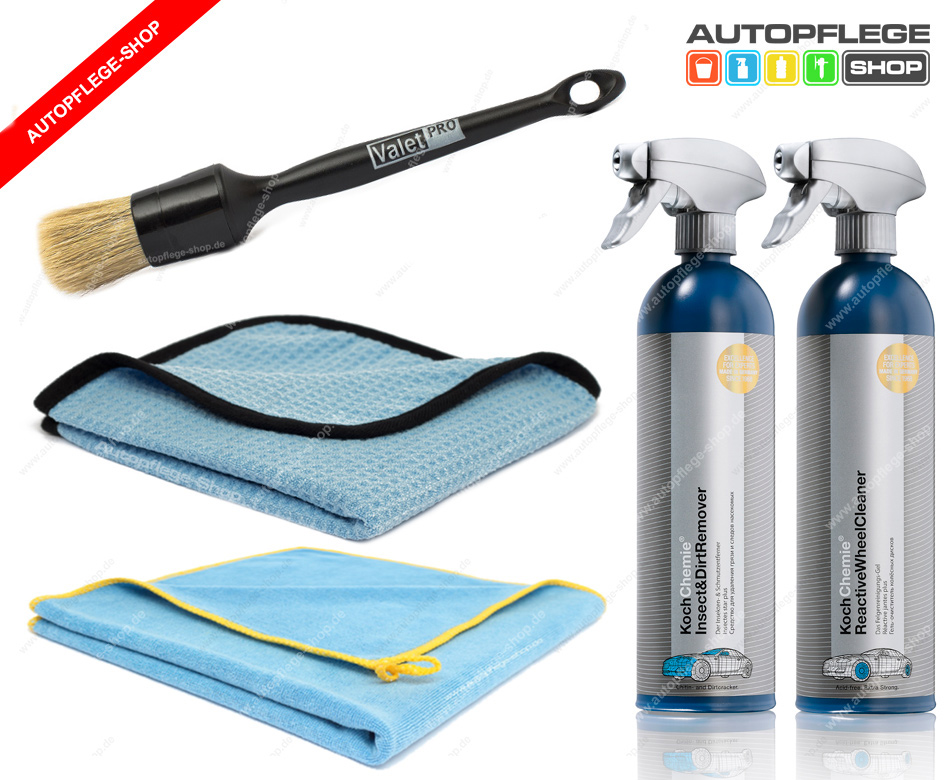 koch chemie reactive wheel cleaner insect dirt remover. Black Bedroom Furniture Sets. Home Design Ideas