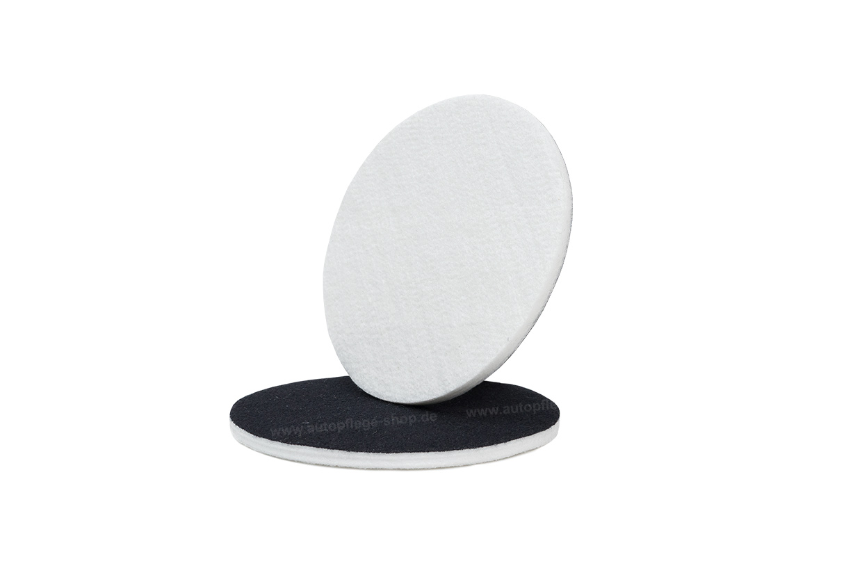 APS Premium Felt Polishing Pad  - Viskosepad für Glaspolitur Ø75mm