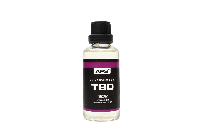 APS Premium T90 Quartz Coating - Keramikversiegelung 50ml