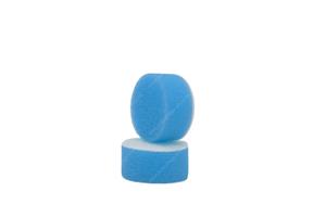 APS Pro Mini Poliermaschinenpad - Polierschwamm medium Ø30mm blau