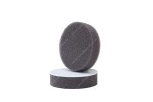 APS Pro Mini Poliermaschinenpad - Polierschwamm hart+ Ø50mm dunkelgrau