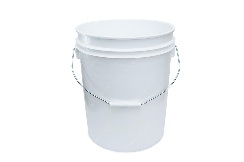 APS Pro Wash Bucket 5GAL - Wascheimer 19L weiß