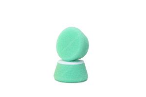 APS Pro Zoom - Poliermaschinenpad für Minipolierer medium Ø32-45mm grün