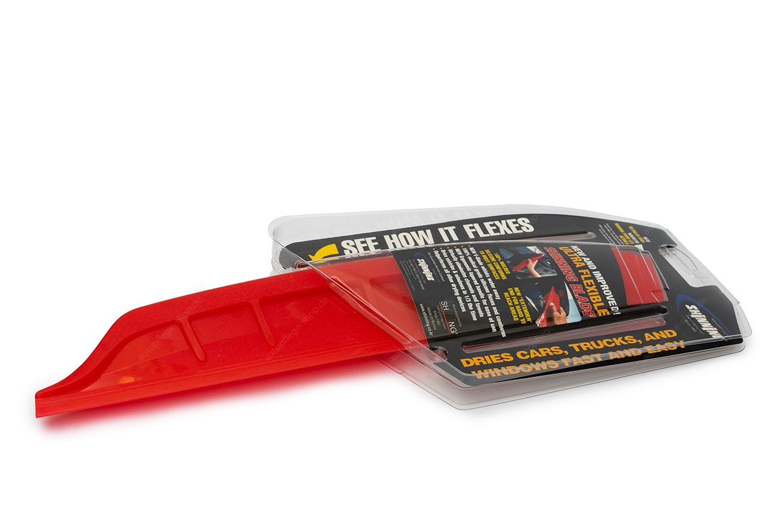 Original Shinning Jelly Blade California - Wasserabzieher rot