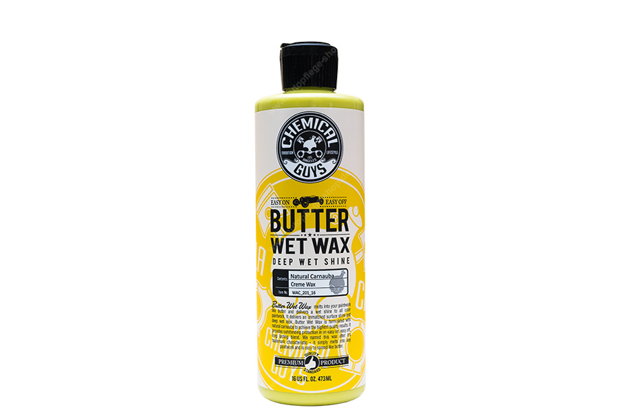 Chemical Guys Vintage Series Butter Wet Wax 473ml