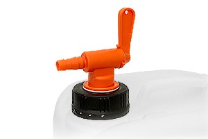 ADBL Tap Cap - Auslaufhahn für 5L oder 25L-Kanister von ADBL