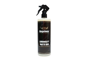 Angelwax QED Luminosity Matte Detailer 500ml