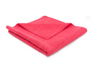 APS Pro Pink Snapper Allround-Microfasertuch 40x40cm 350GSM