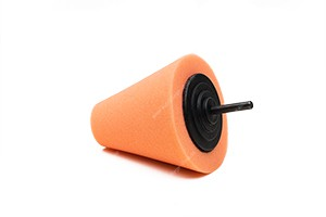 APS Basic Schaumstoff Polierkegel  orange