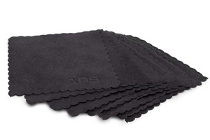 APS Premium Applicator Cloths - Suede Tücher 10er Pack