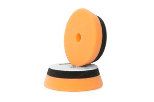 APS Pro Katana Medium Cut Pad - Dual Layer Polierpad Ø77-92mm orange mittelfest
