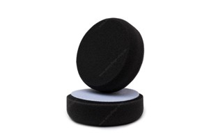 APS Pro Sealing Pad - Wachs Poliermaschinenpad weich Ø85mm schwarz