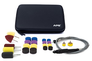 APS Pro X-Polisher - Nano Polishing KIT - Adapter nach Wahl (