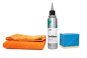 CarPro CeriGlass Polish Glaspolitur - Kit