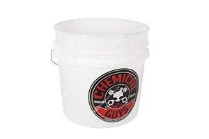 Chemical Guys Heavy Duty Detailing Bucket 4.5GAL Wascheimer