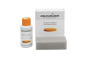 Colourlock Leder Fresh F034 schwarz 30ml