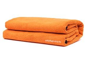CSF Orange Drying Towel Trocknungstuch