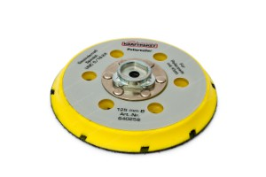 Dino Kraftpaket Ø125mm Polierteller 640258 - Stützteller für 640229, 640230, 64030(0/1/2),640248