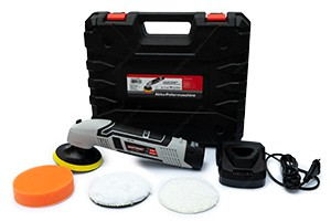 Dino Kraftpaket 640241 - Mini-Akku-Poliermaschine