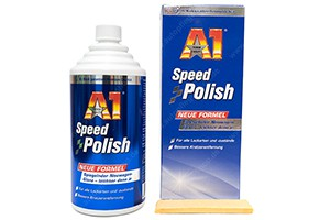 Dr. Wack A1 Speed Polish - 3in1 Hochglanzpolitur 500ml