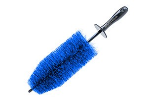 EZ Detail Big Brush - Felgenbürste blau 46cm