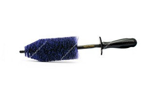 EZ Detail Brush mini - Felgenbürste blau 32cm