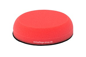 Lake Coutry Finishing Pad für die Handpolierhilfe rot