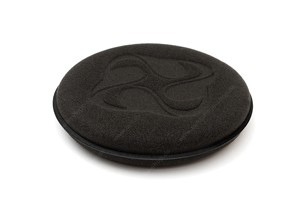 Liquid Elements Sponge Applicator - Applikator Pad black 10cm