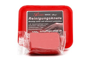 Magic Clean Reinigungsknete rot 100gr.