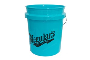 Meguiars Hybrid Ceramic Blue Bucket 19L