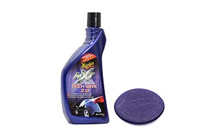 Meguiars NXT Tech Wax Liquid 2.0 532ml mit Pad