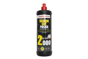 Menzerna Medium Cut Polish 2000 1Liter