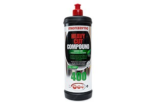 Menzerna Super Heavy Cut Compound HC400 Green Line 1L