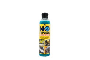 Optimum No Rinse Wash & Shine 237ml