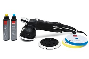 Rupes BigFoot LK900E Mille STD Kit - Exzenter-Poliermaschine