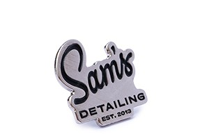 Sam's Detaling Pin Badge Ansteckpin