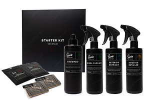 Sam's Detailing Starter Kit - Starterset