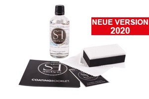 servFaces Coat Ultima - HSH-Technology - Keramikversiegelung 100ml NEUE VERSION 2020