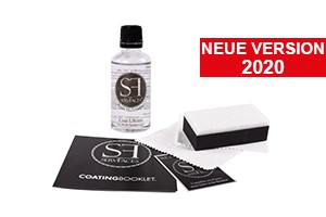 servFaces Coat Ultima - HSH-Technology - Keramikversiegelung 50ml NEUE VERSION 2020 Gewerbe