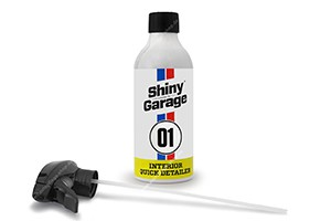 Shiny Garage Interior Quick Detailer - Innenraumpflege 500ml