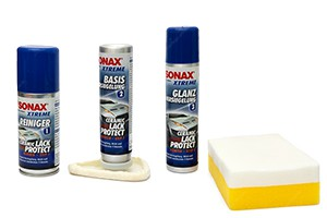 Sonax Xtreme CeramicLackProtect - Langzeitversiegelung Set