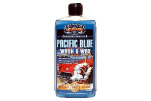 Surf City Garage Pacific Blue Wash & Wax Shampoo