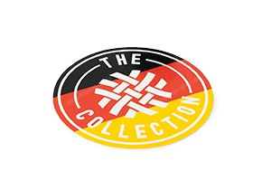 The Collection Sticker Germany 9,5cm