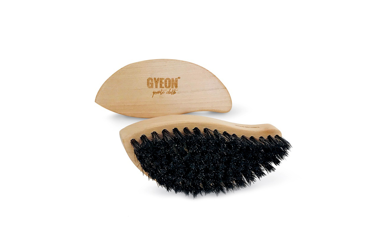 Gyeon Q2M LeatherBrush - Lederbürste