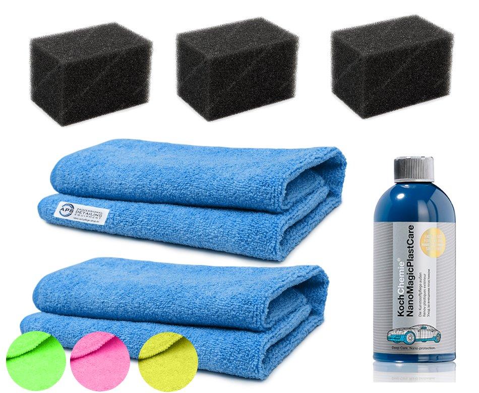 koch chemie nanomagic plastcare plast star. Black Bedroom Furniture Sets. Home Design Ideas