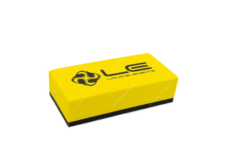 Liquid Elements Coating Applikator gelb 80x40x20mm