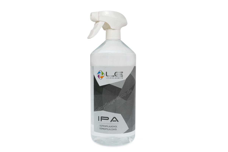 Liquid Elements IPA 99%-Isopropylalkohol 1000ml