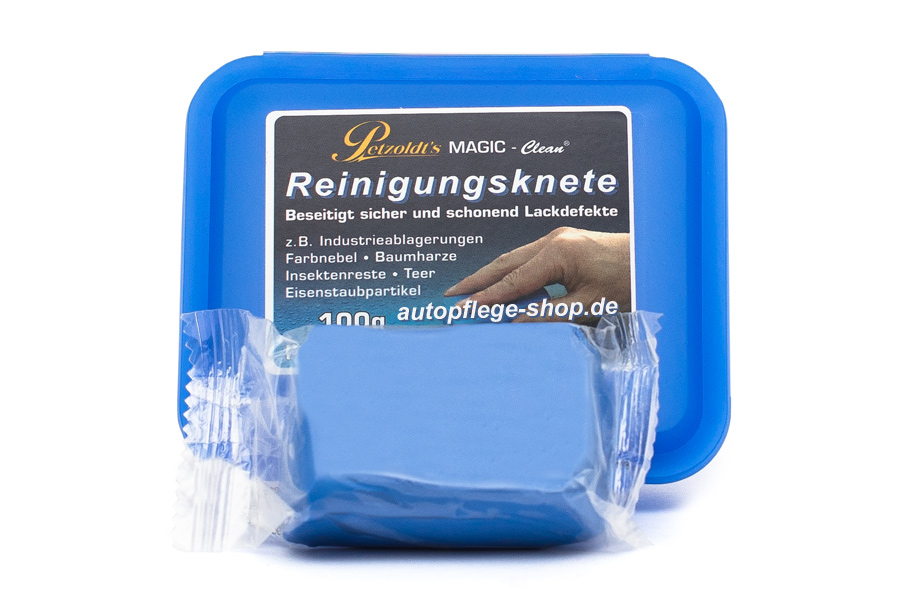 Petzoldt's Magic Clean Reinigungsknete Lackreinigung