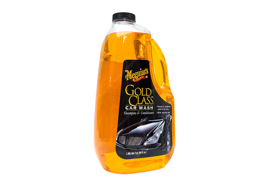 meguiars gold class car wash shampoo and conditioner. Black Bedroom Furniture Sets. Home Design Ideas
