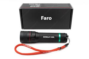 Monello Faro - Lackbild-Inspektionslampe LED-Kontrolllampe